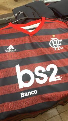 Camiseta do Flamengo 35,00 - Foto 2