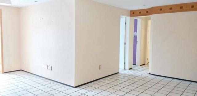(EXR) Repasse! Apartamento à venda no Papicu de 118m², 2 quartos, DCE, 2 vagas [TR39149] - Foto 3