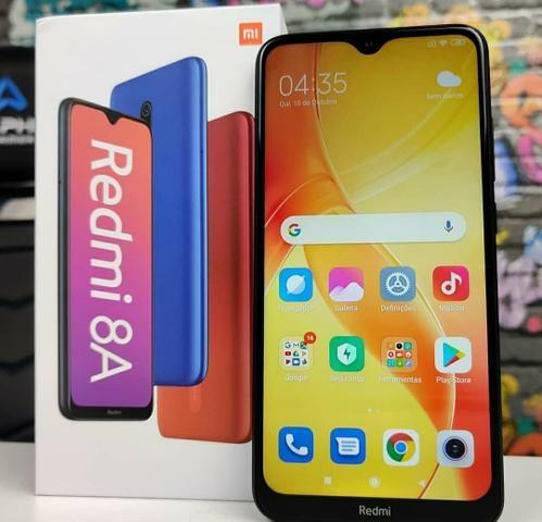 Xiaomi Redmi8a lacrados na cx versão global - Foto 2