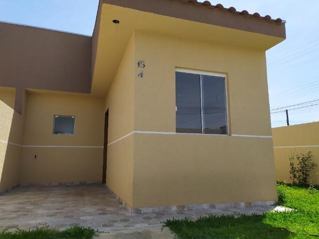 Minha Casa Minha Vida Rio Bonito 145 mil c/Quintal