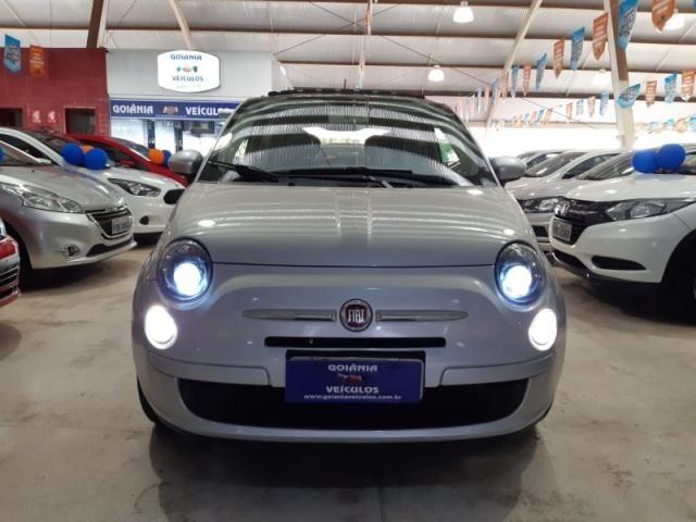 FIAT  500 1.4 CULT 8V FLEX 2P 2012 - Foto 2