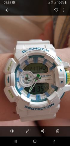 G Shock original com caixa e manual