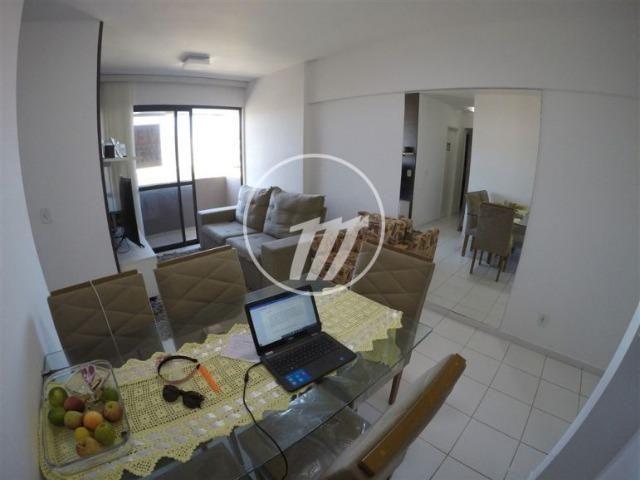 Apartamento nascente com 60,39 m², 3/4 (sendo 01 suíte), em Cruz das Almas. REF: C4197 - Foto 2
