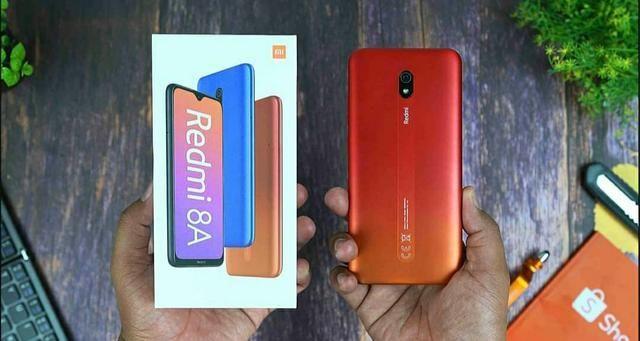 Xiaomi Redmi8a lacrados na cx versão global