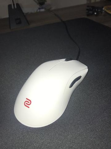 Mouse Zowie FK1 WHITE