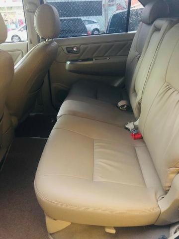 Hilux SW4 SRV 4x4 aut 2007 - Foto 14