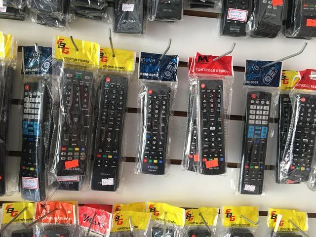 Controle da televisão - Foto 3
