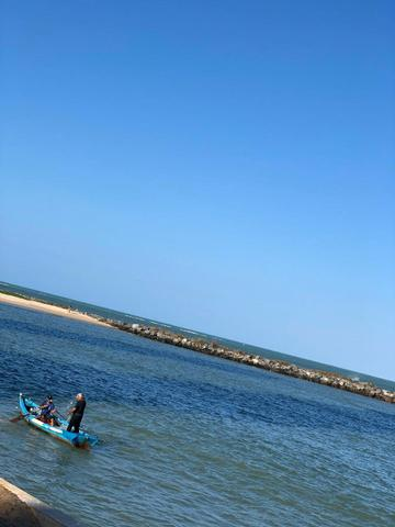 $180.000 Mil Apt 2/3Qts Beira Mar do Janga Lazer completo - Foto 4