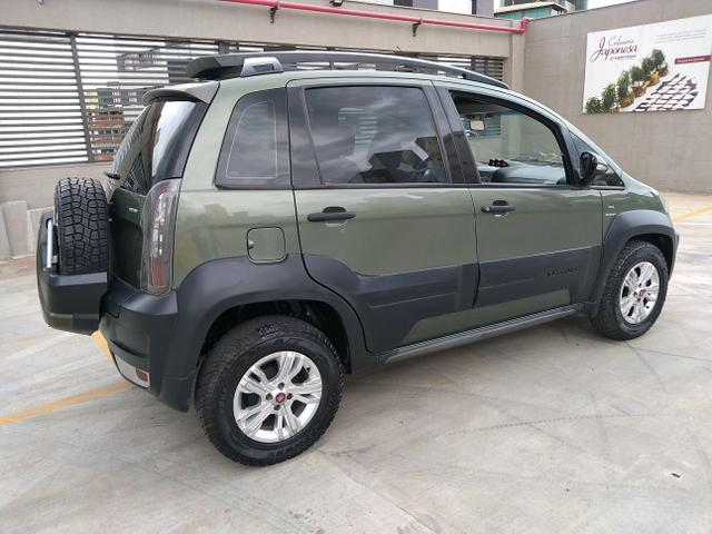 Fiat Idea Adventure 1.8 E-Torq 2011 Automatico (Dualogic) - Foto 6