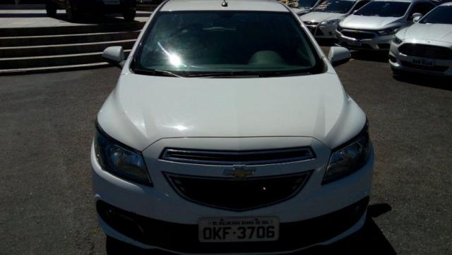 CHEVROLET ONIX LTZ 1.4 8V SPE/4 AT FLEX Branco 2014/2015 - Foto 8