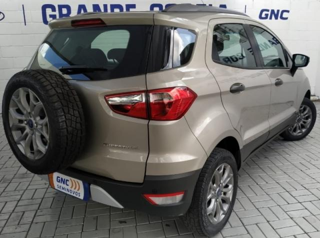 FORD ECOSPORT 1.6 FREESTYLE 16V FLEX 4P MANUAL. - Foto 4