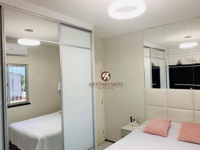 Apartamento á venda na Messejana em localização privilegiada, ACEITAMOS FINANCIAMENTO POR  - Foto 10