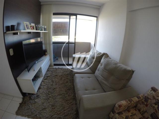 Apartamento nascente com 60,39 m², 3/4 (sendo 01 suíte), em Cruz das Almas. REF: C4197