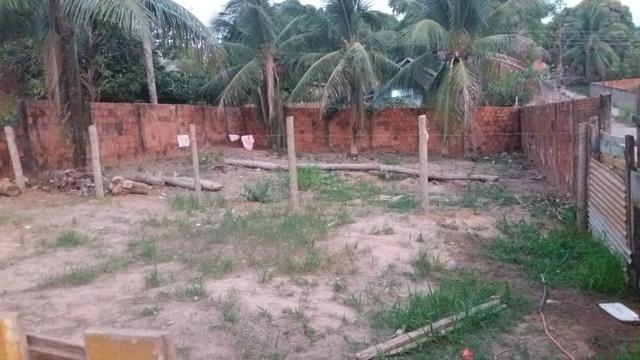 Vendo terreno todo murado 15 x 30
