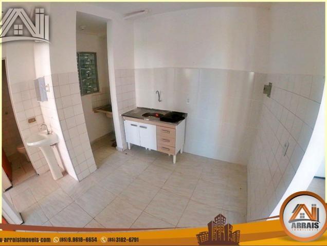 Apartamento com 2 quartos, 58m² na maraponga - Foto 9