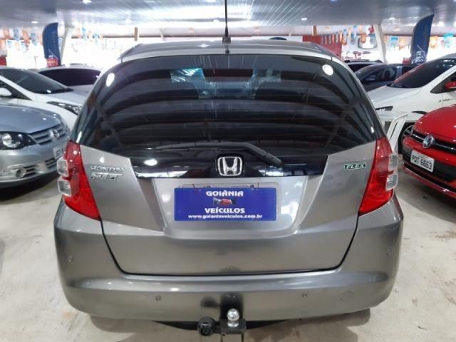 HONDA  FIT 1.4 LX 8V FLEX 4P MANUAL 2010 - Foto 5