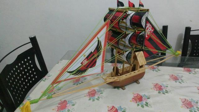 Barco grandão do flamengo