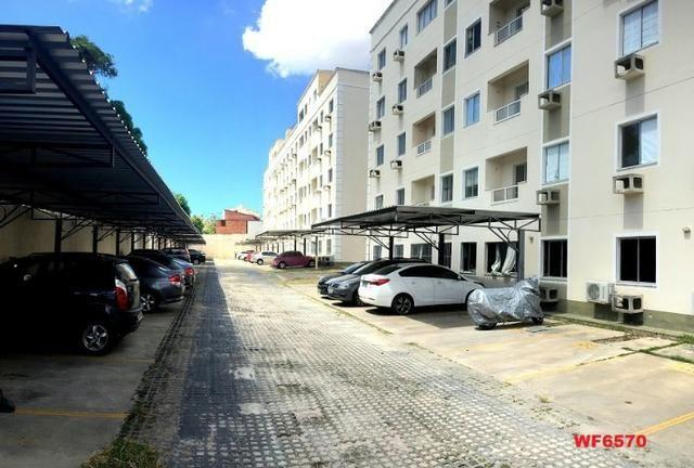AP1601 Condomínio Vitalice, apartamento em messejana, 2 quartos, área de lazer completa - Foto 8