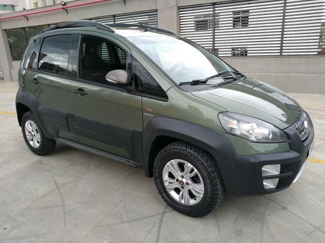 Fiat Idea Adventure 1.8 E-Torq 2011 Automatico (Dualogic) - Foto 8