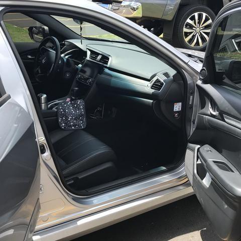 Vendo Honda Civic EXL G10 2017/17 Prata - muito novo / conservado - Foto 5
