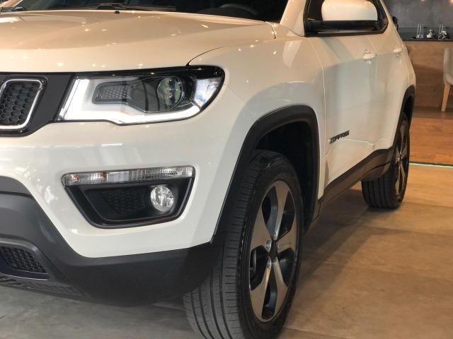Jeep Compass Longitude 2.0 Turbo Diesel 4x4 Automatico 2018 - Foto 4
