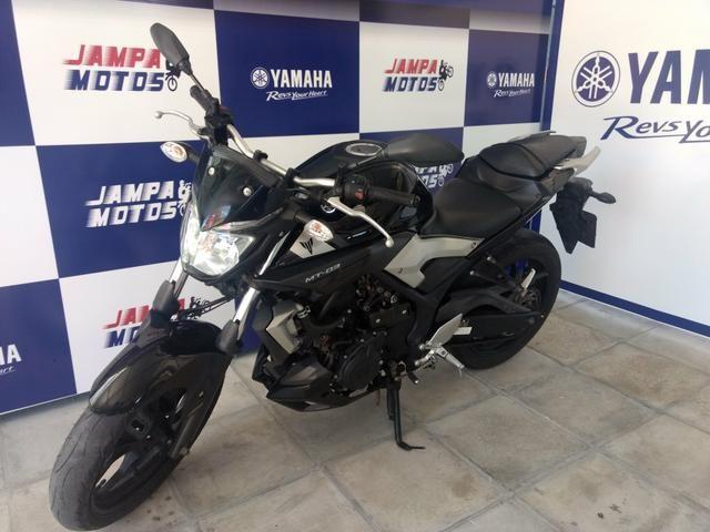 Yamaha MT 03 ABS 2017