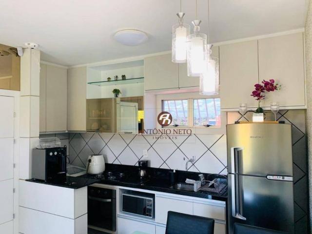Apartamento á venda na Messejana em localização privilegiada, ACEITAMOS FINANCIAMENTO POR  - Foto 3