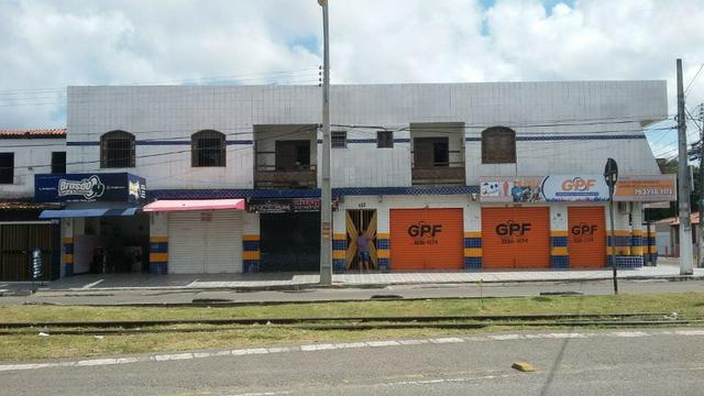 Aluga se sala comercial na av são paulo 102 com rua bahia,bairro siqueira campos - Foto 4