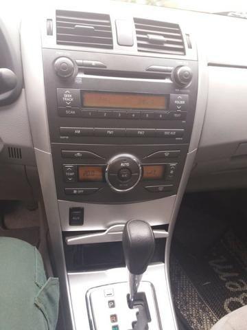 Toyota Corolla Gli 1.8 2013 com kit GNV geração 5 !!!!!!!!!!!!!!!!!!!!!!!!!!!!!!!!!! - Foto 8