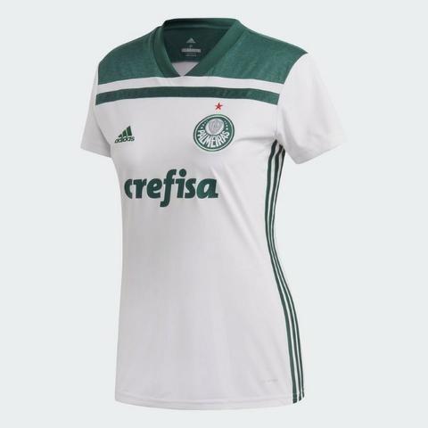 118545d528 Camisa do Palmeiras feminina branca - Roupas e calçados - Chácara ...