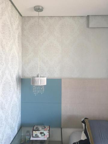 Apto 104 metros , 3 suítes , mobiliado e decorado - Foto 7