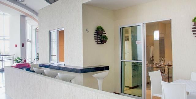Jardins do Frio Condomínio Club 2 Qrts/1 suite piscina, lazer completo (20mil de desconto) - Foto 19