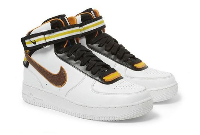 Nike Air Force Riccardo Tisci - Roupas e calçados - Rádio Club ... 9f3bc5648a9b9