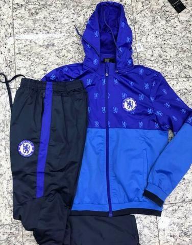 Agasalho do Chelsea azul - Esportes e ginástica - Chácara Adriana ... 5e22b43720f4b