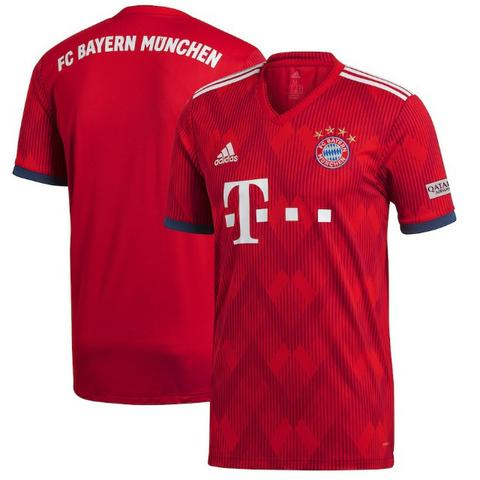 Camisa Bayer De Munique Oficial 18 19 Patch Champions League ... 0da038a7caba9