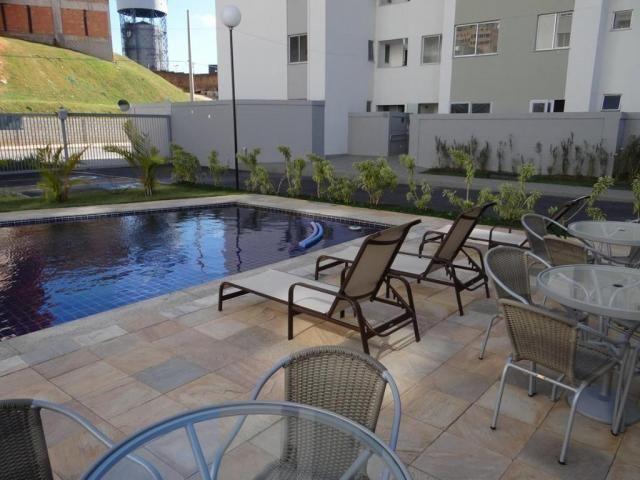 Apartamento com 2 dormitórios à venda, 55 m² por R$ 245.000,00 - Caiçara - Belo Horizonte/ - Foto 5