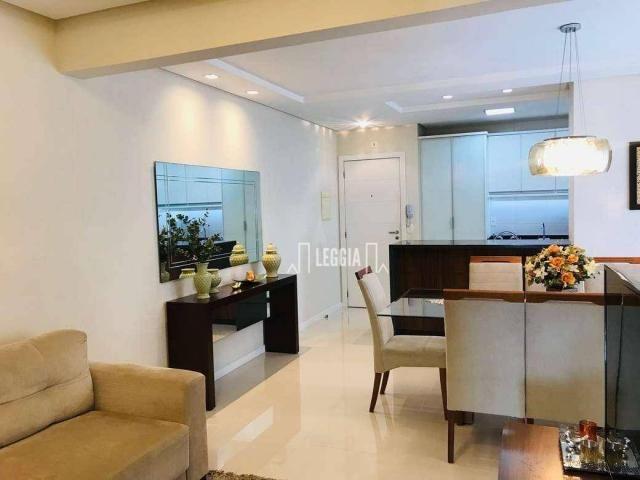 Apartamento com 3 dormitórios à venda, 98 m² por R$ 580.000,00 - América - Joinville/SC - Foto 5