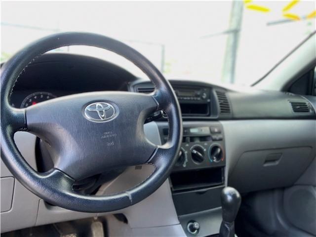 Toyota Fielder  1.8 16v gasolina 4p manual - Foto 4