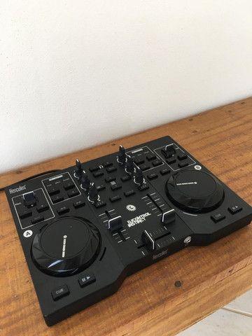 Controladora Hercules DJ Control Instinct - Foto 2