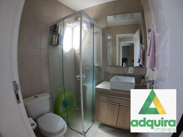 Apartamento com 2 quartos no Residencial Alexandria - Bairro Jardim Carvalho em Ponta Gro - Foto 6