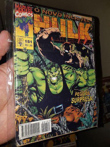 Hq O incrível Hulk 151