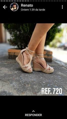 Vendo sapatos feminino em couro legítimo - Foto 3