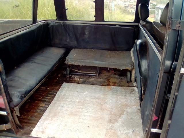 Kombi carroceria e passageiro - Foto 5