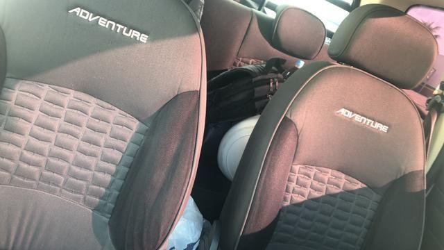 Fiat Strada adventure locker cabine dupla modelo 2013 - Foto 7