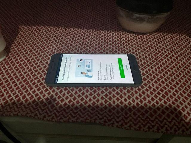 Celular j7 pro 64 gb azul - Foto 2
