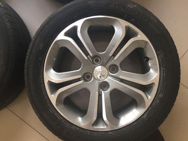 Rodas Peugeot Griffe 195 55 R16 - Foto 6