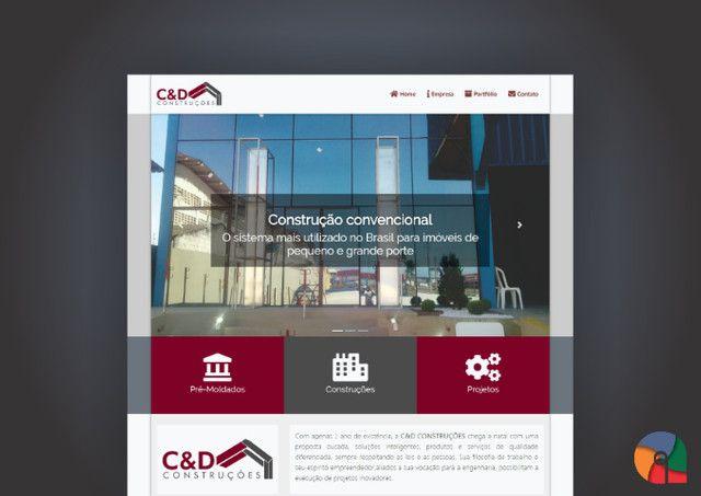 Construção de sites profissionais - Foto 4