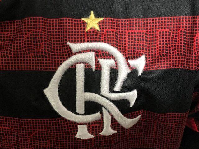 Camisa CR Flamengo 1 19/20 Torcedor - Foto 5