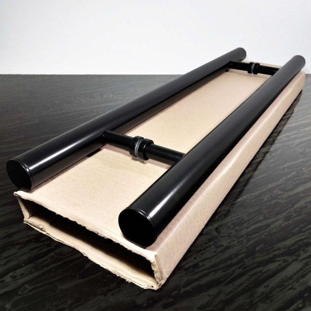 Puxador de Porta 60cm de comprimento para a sua casa, apartamento, loja ou escritório - Foto 2