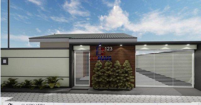 Casa com 2 dormitórios à venda por R$ 162.000 - Colina Park I - Ji-Paraná/RO - Foto 3